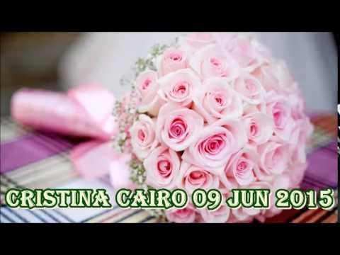 Cristina Cairo 10 jun 2015