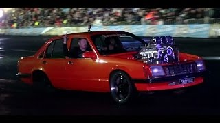 FROM HELL BLOWN COMMODORE AT BURNOUTS UNLEASHED 2014