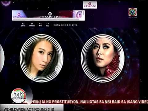 Sarah G, itinanghal na Best Southeast Asia Act sa MTV Europe