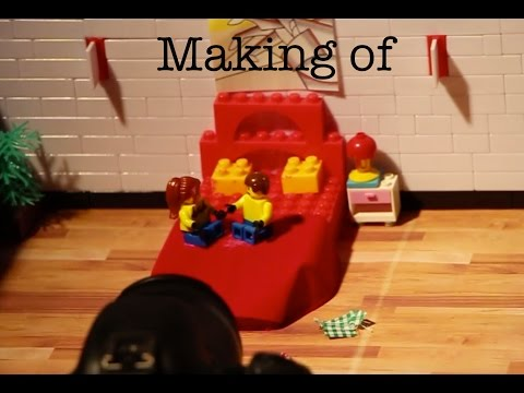 Making of LEGO SEX
