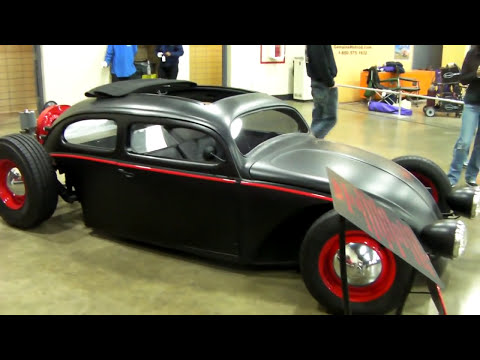 Rat Rod VW Beetle