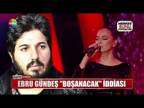 """Ebru Gündeş """"Boşanacak"""" iddiası"""