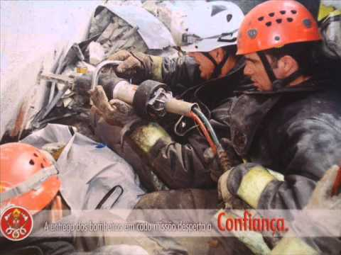 A Canção Dos Bombeiros De São Paulo video