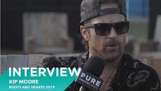 Download Kip Moore Boots and Hearts 2019 Interview MP3