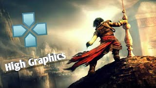 Top 10 PSP Action Games For Android PPSSPP Emulator