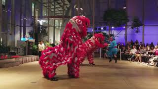 Lion Dance Jing Mo Athletic Association