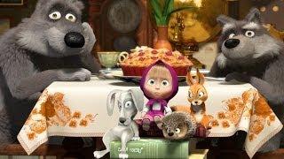 Маша и Медведь - Дышите! Не дышите!  (Серия 22)   Masha and The Bear (Episode 22)
