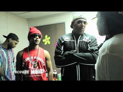 THE A$AP MOB MEETS MASTER P AT COACHELLA