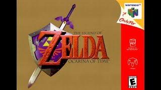HORA RETRO: THE LEYEND OF ZELDA OCARINA OF TIME N64  | En directo