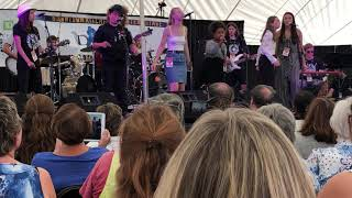 Isy - Grand River Blues Camp 2018 Cover of Stay With Me (Rod Stewart)