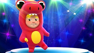 If You're Happy And You Know It | Kids Karaoke Songs and Dance - One Zeez