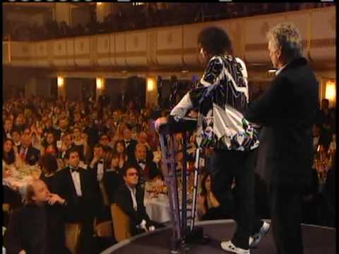Queen accept Induction 2001