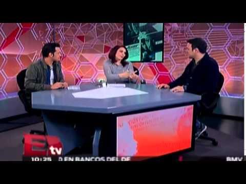 Entrevista con elenco de la película 'Cuatro lunas'