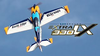 "Avios RC Groups Extra 330LX 1420mm (56"") EPO (PNF) - HobbyKing Product Video"