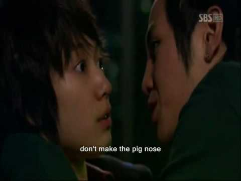 You're Beautiful (Korean Drama) - Date & Kiss - You're Beautiful video ...