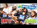 Last To Stop Playing Fortnite Wins $5,000 - Challenge