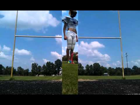 Introducing Centreville Academy's Kicker - 08/24/2012