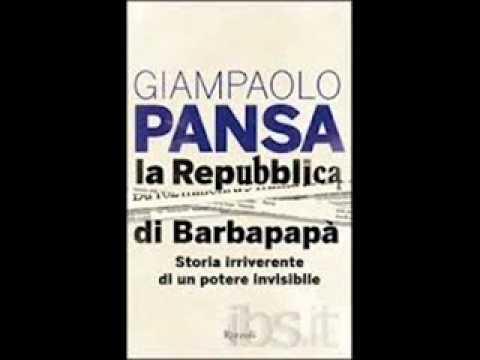 FRANCESCO GESUALDI _ GIAMPAOLO PANSA (LA REPUBBLICA DI BARBAPAPA') PARTE 1 RADIO IES