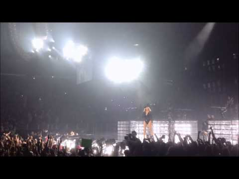Beyonce - Mrs. Carter Show - Staples Center 2013
