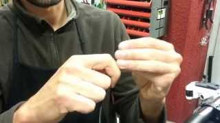 Cortar latiguillo freno hidraulico