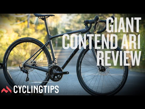 Giant Contend AR 1 2020 review: Fresh and affordable all-road