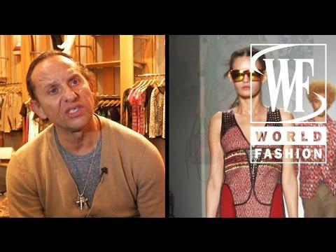 Custo Barcelona Fall-Winter 15-16 New York Fashion Week
