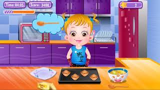 Baby Hazel Cooking Time #2 | Baby Hazel Games | Android Game For Kids & Toddlers | Playville