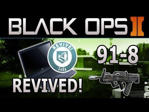 Black Ops 2: 91-8 Laptop was dood, nu weer gerevived! (Dutch Commentary)