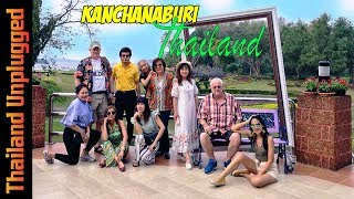 Travel Western Thailand  Road Trip to Kanchanaburi ทริปท่องเที่ยวจังหวัดกาญจนบุรี