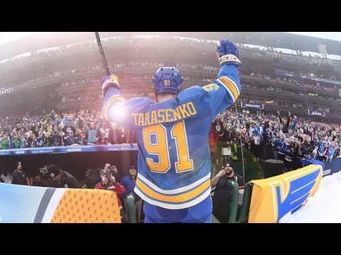Player of the Week (Outdoor Edition) | Vladimir Tarasenko