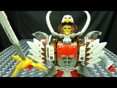Beast Wars MAGNABOSS: EmGo's Transformers Reviews N' Stuff