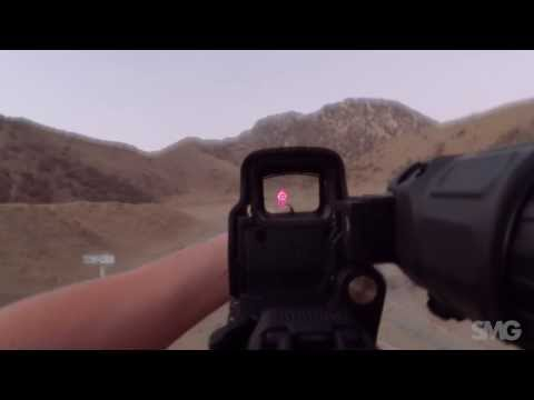 AR15 EOTech EXPS and G33 Magnifier