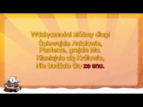 Kolęda - Do Szopy Hej Pasterze - Z Linią Melodyczną ( Www.letsing.pl )