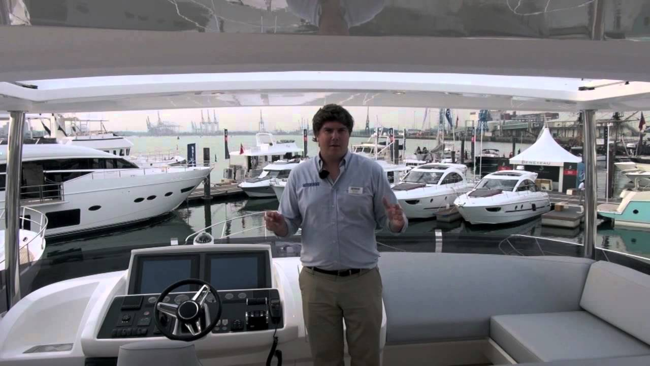 Princess 68 From Motor Boat Yachting Youtube