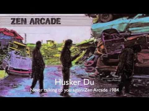 Husker Du - Never Talking to You Again