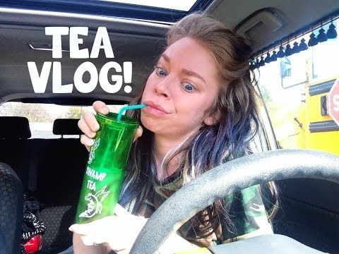 TEA VLOG- SWAMP FAMILY 'TEA' SHIRTS ARE HERE!