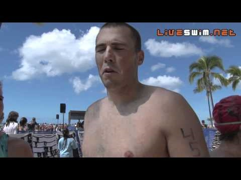 Tuscon Interview - 2010 Waikiki Rough Water Swim