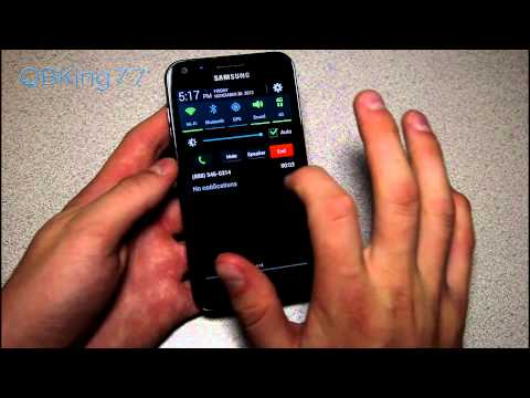 Leaked FK23 Jelly Bean 4.1.2 Rom on Samsung Epic 4G Touch [REVIEW]