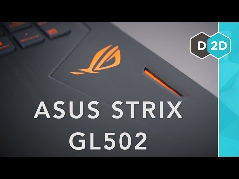 "ASUS Strix GL502 Review - A Thin and Powerful 15"" Gaming Laptop!"