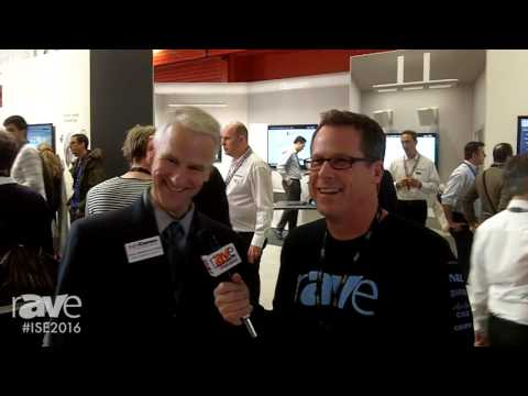 ISE 2016: Gary Kayye Interviews David Labuskes, CEO of InfoComm
