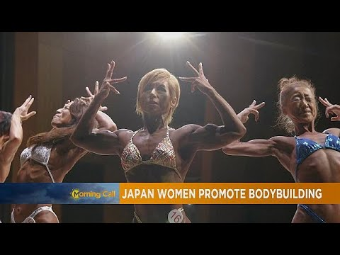 Japanese Women 'body Building' [The Morning Call]