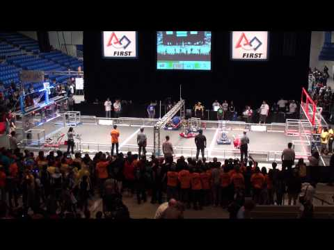 2014 FRC Silicon Valley Regional Quarterfinal Match 3-2