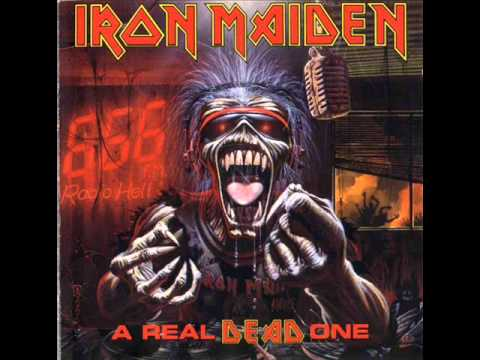 Iron Maiden - Hallowed Be Thy Name ( A Real Dead One)