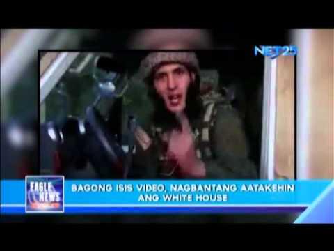 ISIS militants threaten to blow up White House