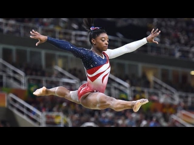 Simone Biles Medical Record Hack Reveals ADHD: I'm Not Ashamed To Tell People