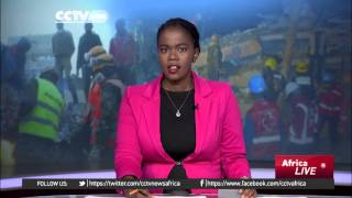 Kenya building collapse: At least 10 confirmed dead, rescue efforts still underway