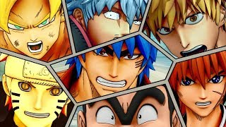 Top 25 Strongest Shonen Jump Main Characters