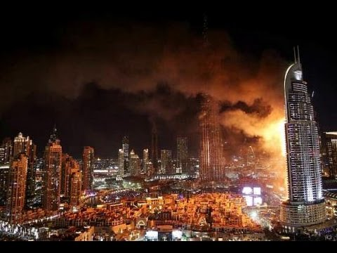 Edificio en llamas en Dubai  Review