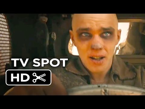 Mad Max: Fury Road TV SPOT - Chaos (2014) - Nicholas Hoult, Charlize Theron Movie HD