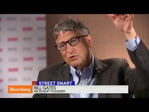 Bill Gates Interview - Bitcoin Is Better Than Currency